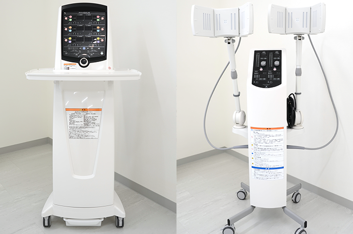 電気刺激装置/マイクロ波治療器